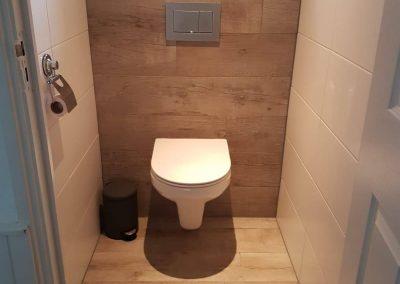 Badkamer en toilet zuidbroek