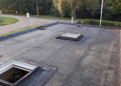 Overlagen dakbekking zuidbroek